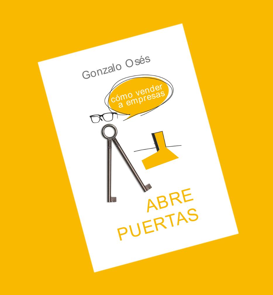 Abre Puertas - por Gonzalo Osés - portada del libro