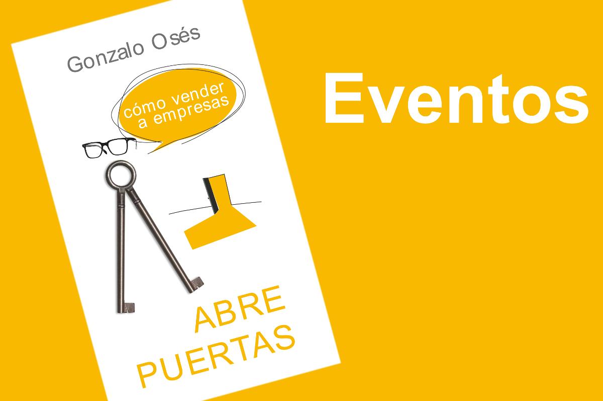 Eventos - Abre Puertas - por Gonzalo Osés